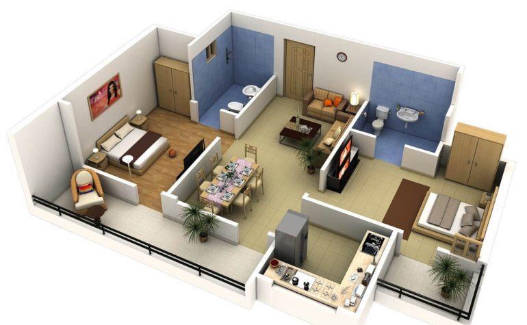 Планировка новых квартир по программе реновации: чего ожидать?