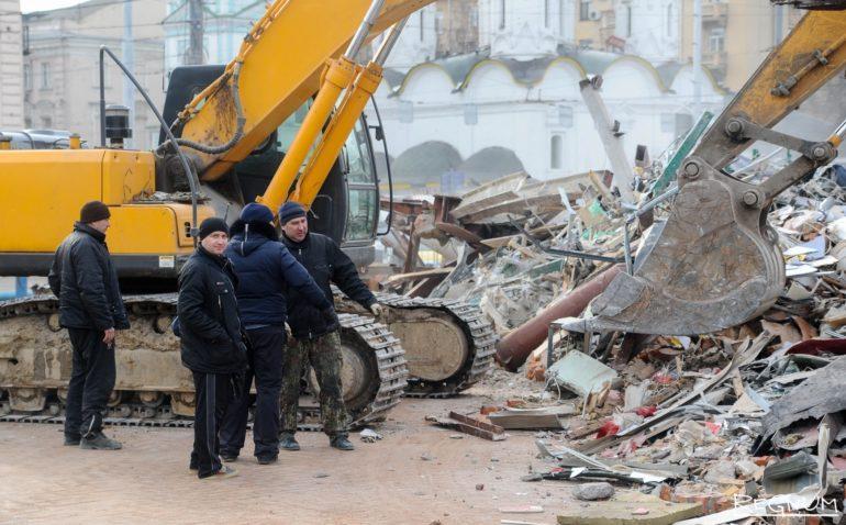 Программа реновации жилищного фонда и снос пятиэтажек в столице